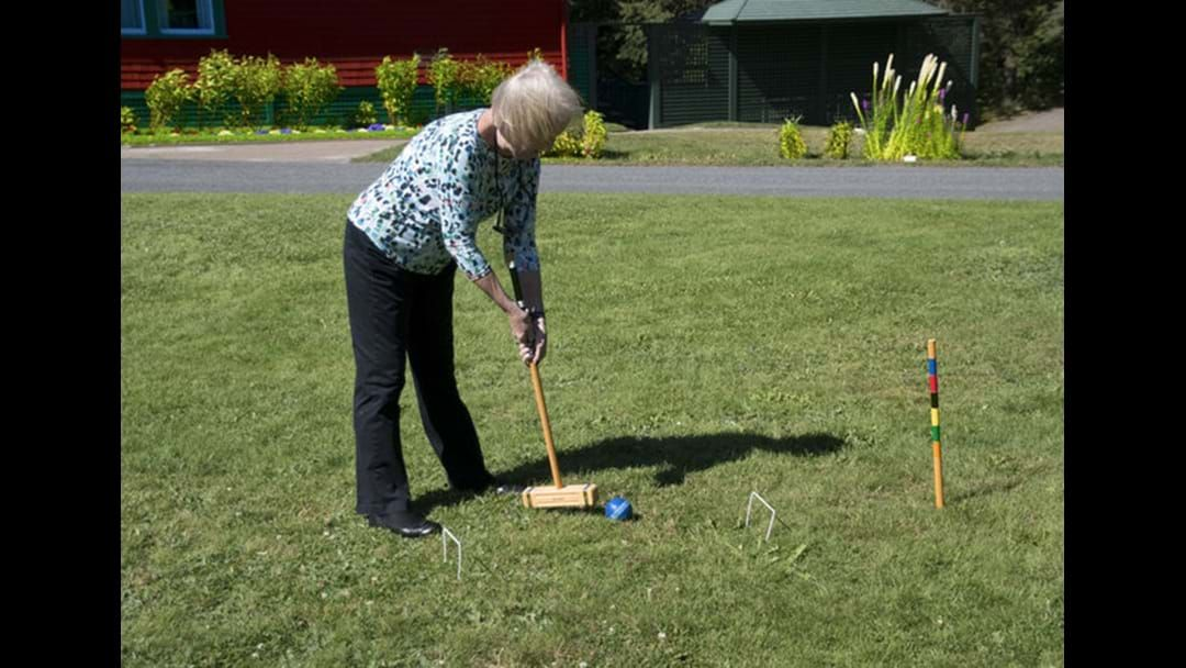 Article heading image for Have a Crack at Croquet