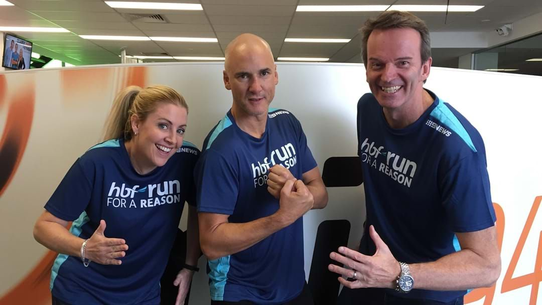 Article heading image for HBF Run for a Reason