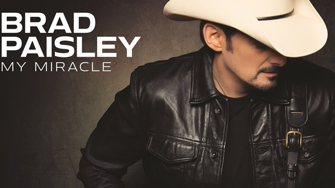 "Article heading image for Brad Paisley Opens His Heart in ""My Miracle"""