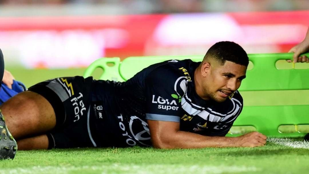 Article heading image for Nene Macdonald Released From The North Queensland Toyota Cowboys