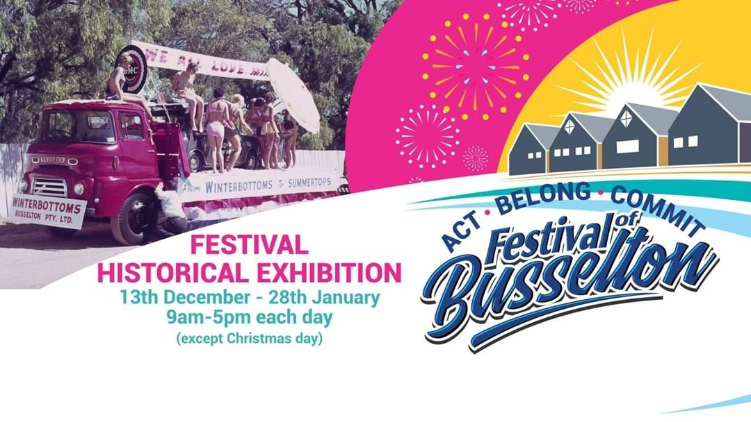 Article heading image for Festival of Busselton