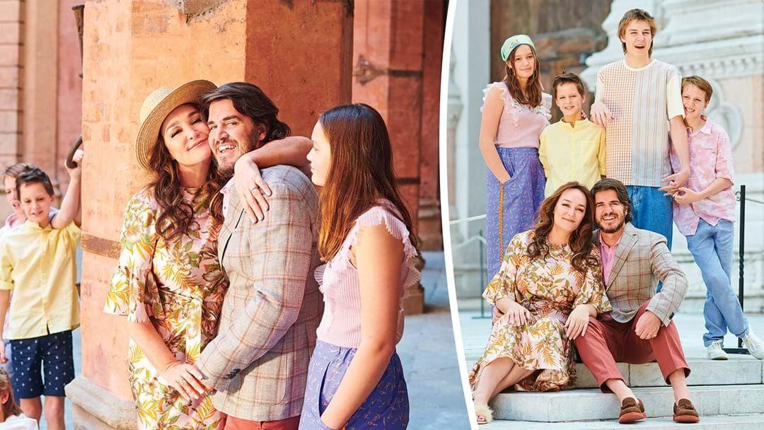 Article heading image for A Glimpse into Kate's La Dolce Vita in Italy!