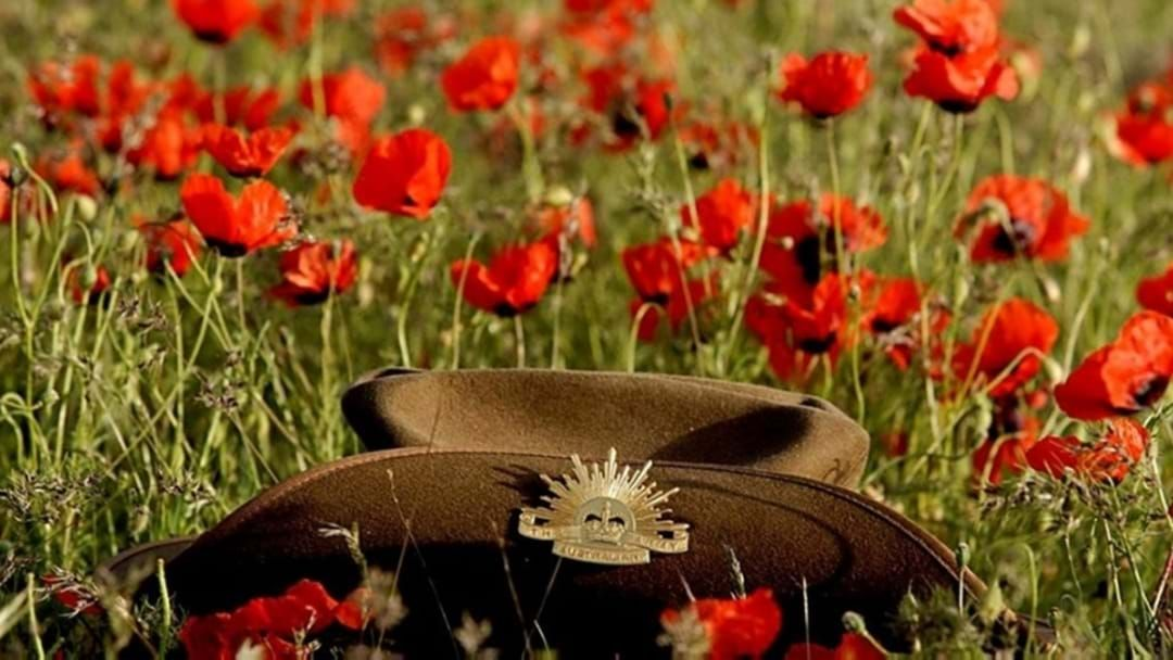 Article heading image for Here Are The Remembrance Day Services Happening Around The Border This Sunday