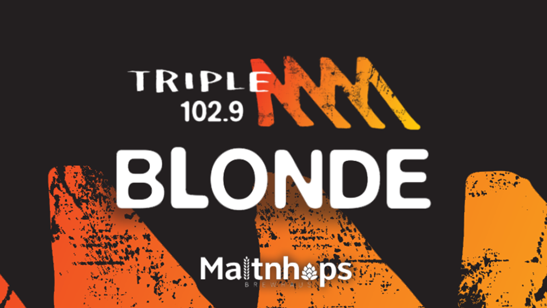Article heading image for Triple M Blonde - Newy's Newest Beer!