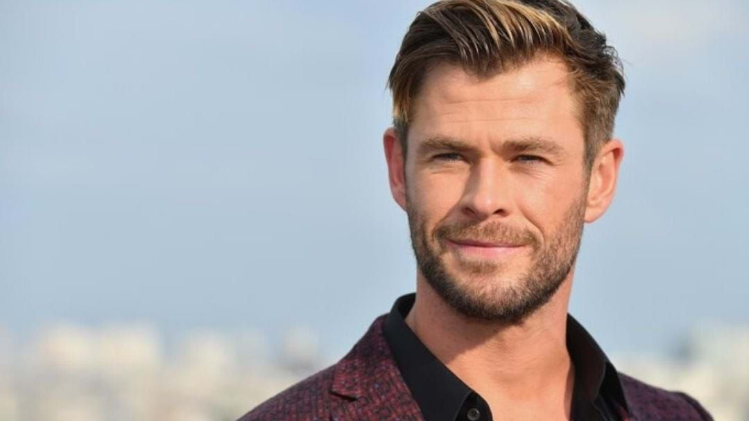 Article heading image for Chris Hemsworth Was The Inspiration Behind This Authors New Book!