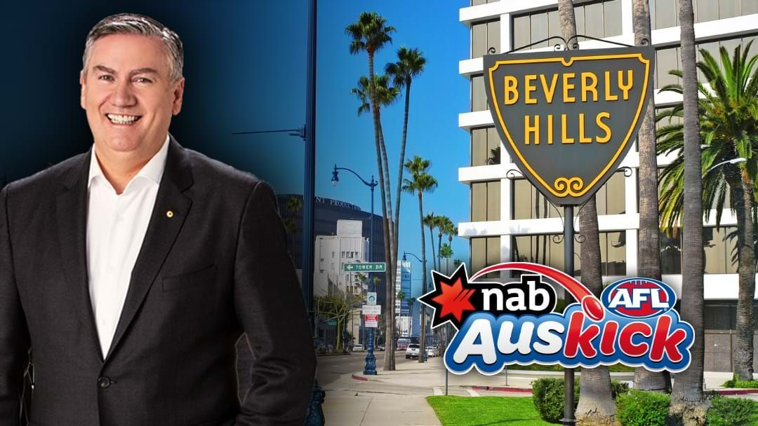 Article heading image for Eddie McGuire Met With The Mayor Of Beverly Hills To Set Up AusKick