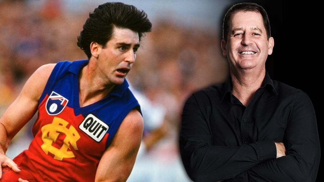 Article heading image for Ross Lyon Re-lives The Early Days Of His Playing Career