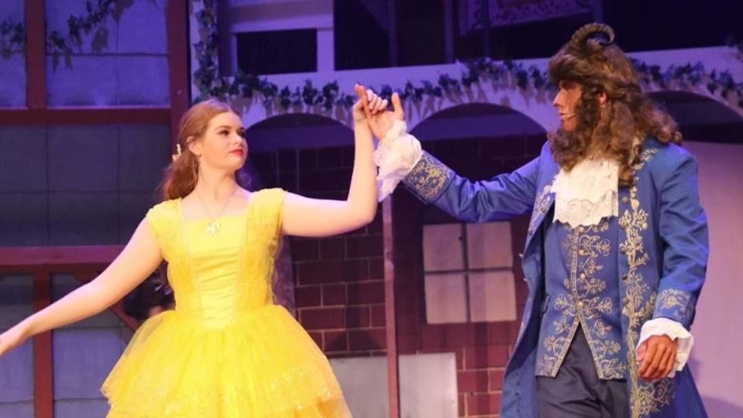 Article heading image for Beauty And The Beast Comes To St Brendan's