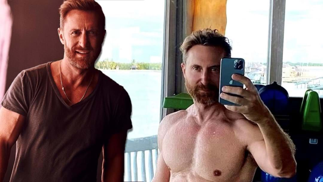 Article heading image for The Internet Is Thirsting Over How RIPPED David Guetta Is Now