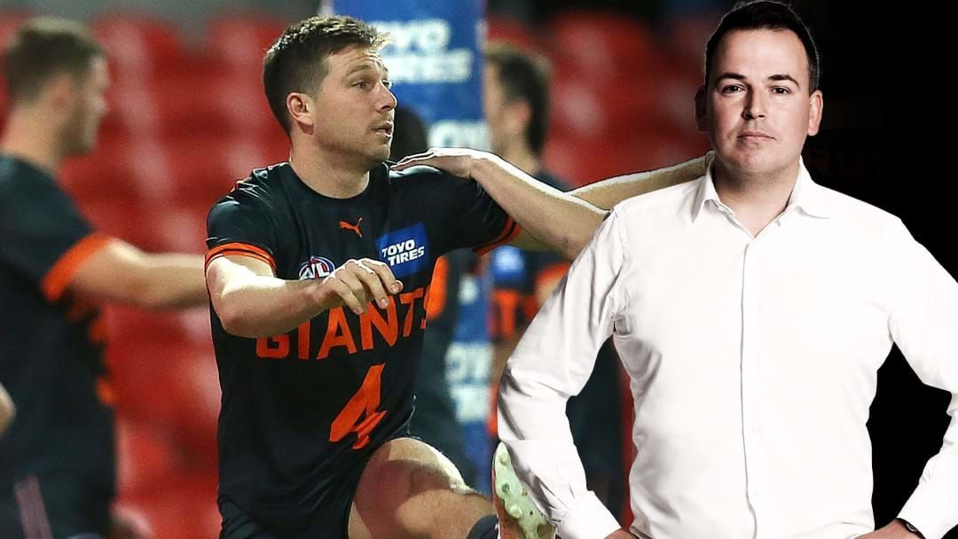 Article heading image for Tom Browne On The Quarantine Situation For GWS & Sydney Players
