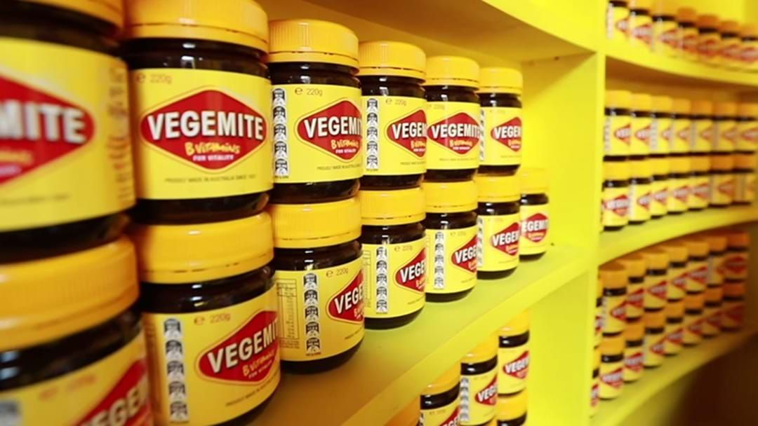 Article heading image for PSA: The World's Largest Vegemite Villa Now Exists