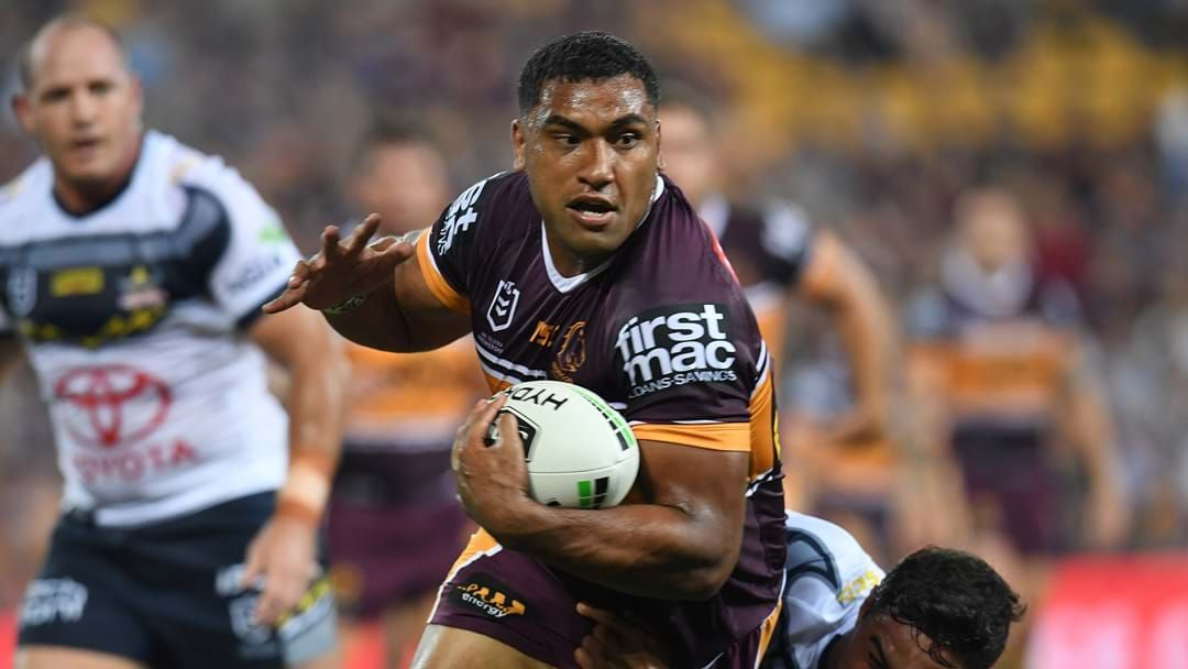 Article heading image for Brent Read Reveals 'Developments' In Tevita Pangai Jnr's Move Away From The Broncos