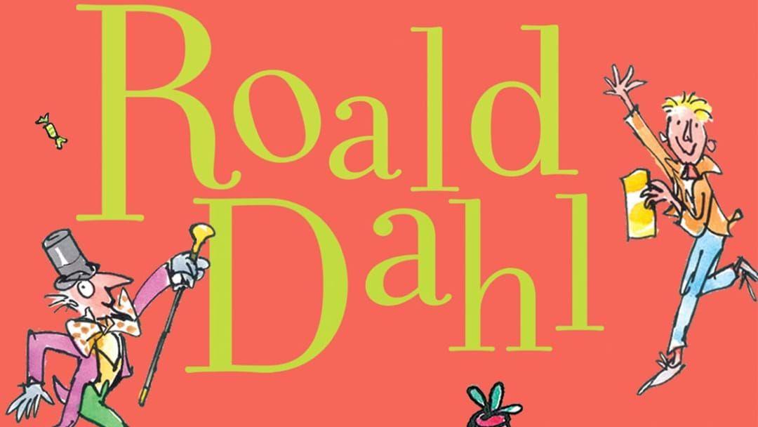 Article heading image for We've Been Saying Roald Dahl's Name TOTALLY Wrong This Whole Time!