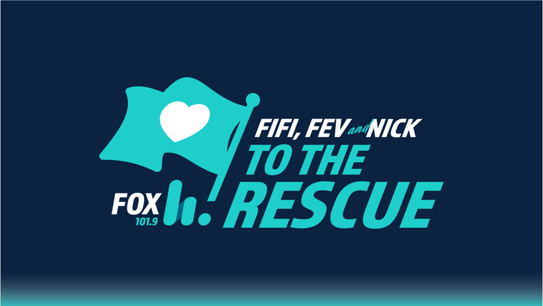 Competition heading image for Fifi, Fev & Nick To The Rescue