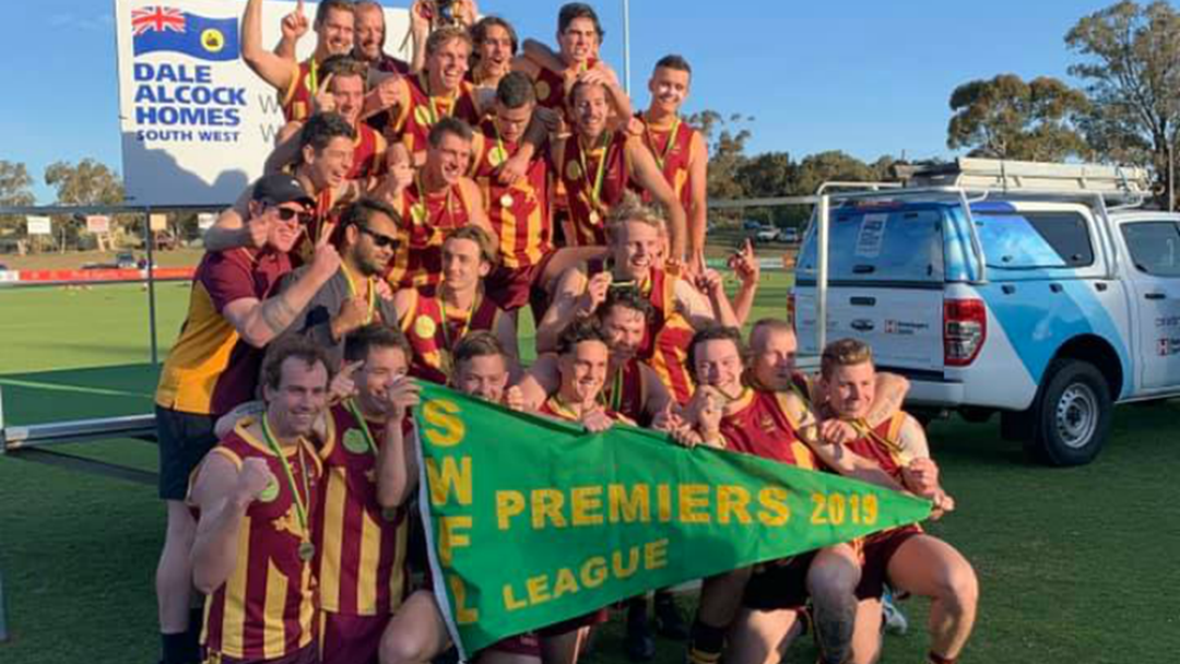 Article heading image for Lions Roar In Big Day For South West Footy