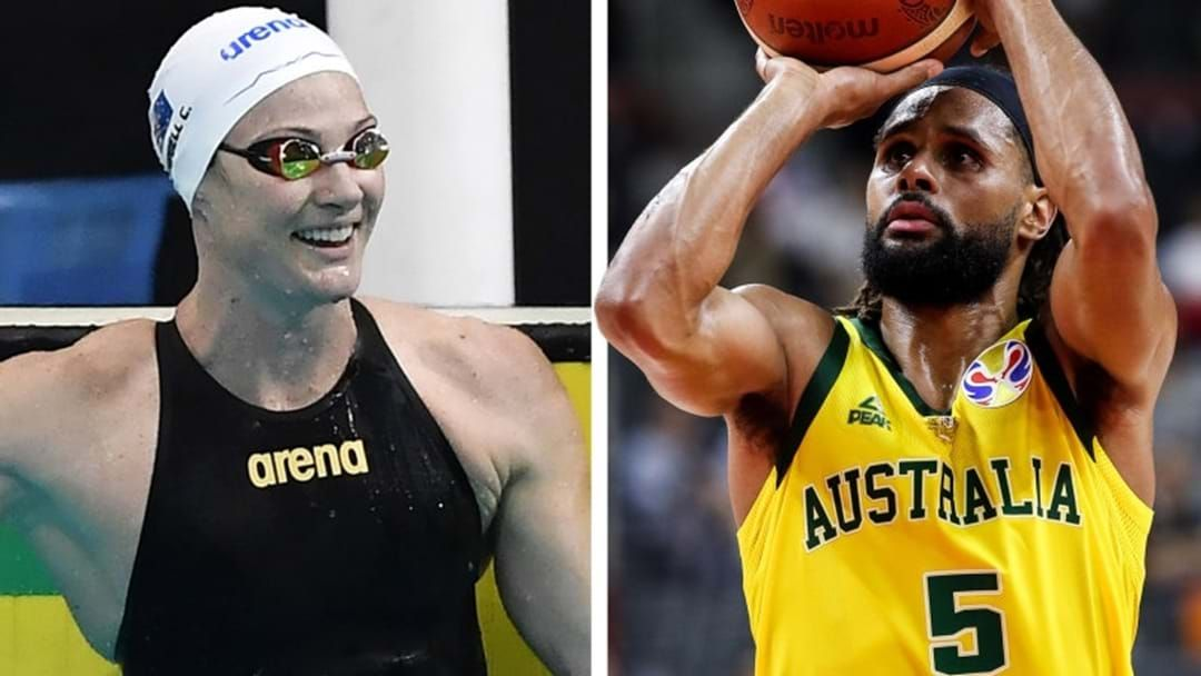 Article heading image for Tokyo Games Likely To Be Held Under A State Of Emergency As Aussie Olympic Flag Bearers Named