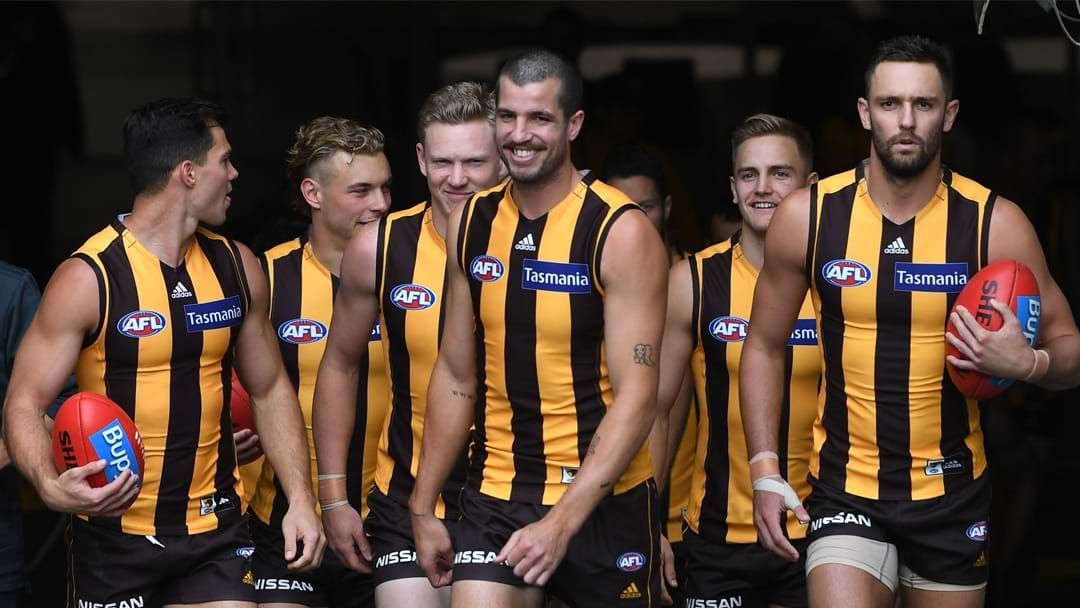 Article heading image for Ben Stratton Addresses Hawthorn's Long Sleeve Ban