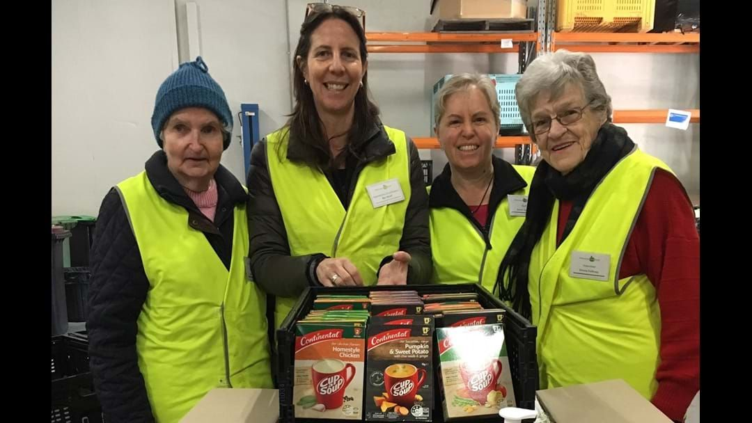 Article heading image for Get Behind The Hit 96.9 Shepparton Foodshare Food Drive