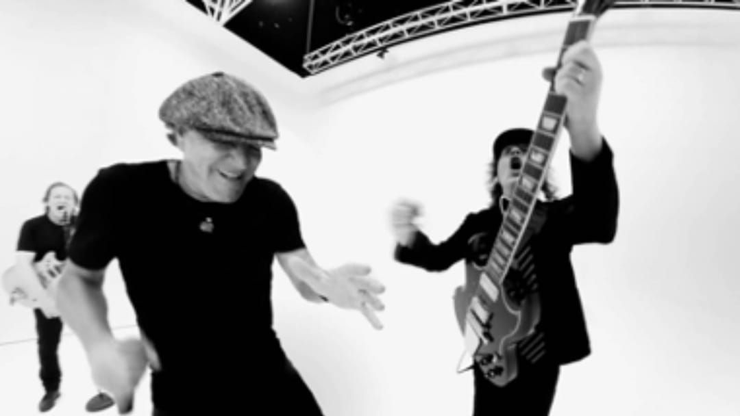 "Article heading image for AC/DC Perform ""Together"" In Rocking New Music Video"
