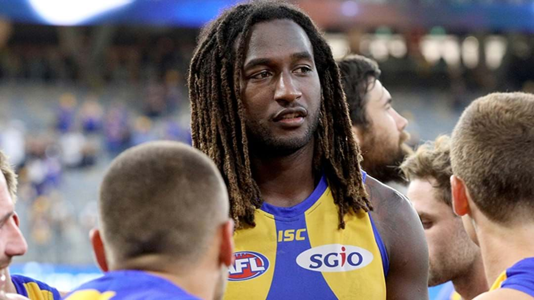 Article heading image for Nic Naitanui May Return Earlier Than First Thought From His ACL Injury