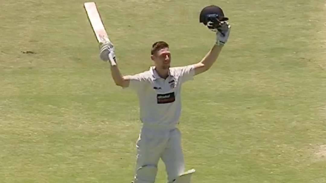 Article heading image for Cameron Bancroft Scores Century For WA On Return To Sheffield Shield