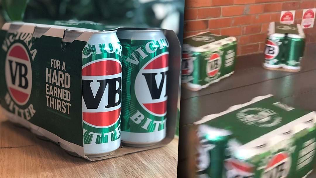 Article heading image for CUB Is Getting Rid Of Plastic Six-Pack Rings From Its Abbotsford Brewery