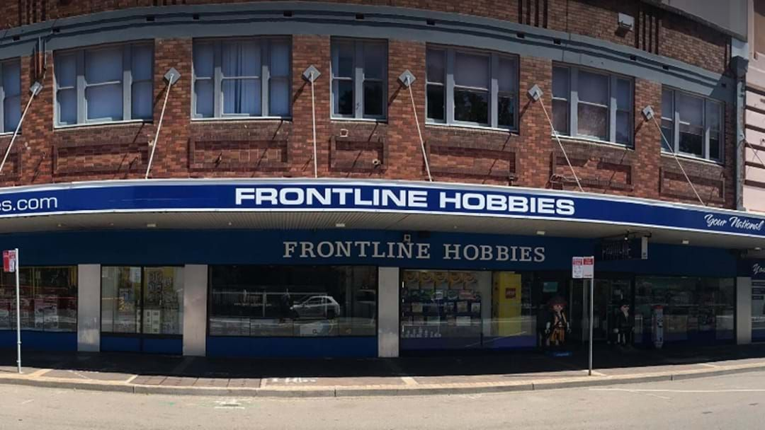 Article heading image for Frontline Hobbies Moving Flagship Store