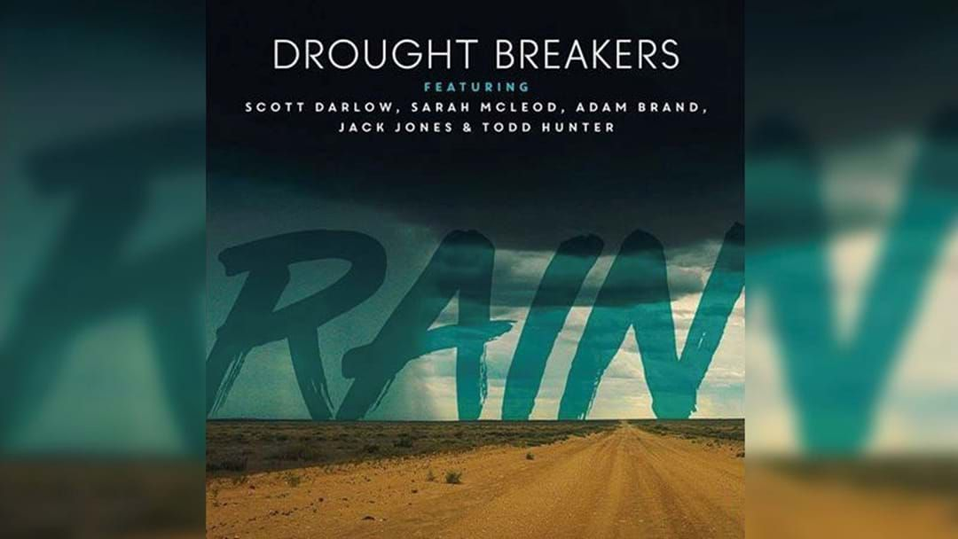 Article heading image for Drought Breakers Rain #1 On The Australian Rock Charts