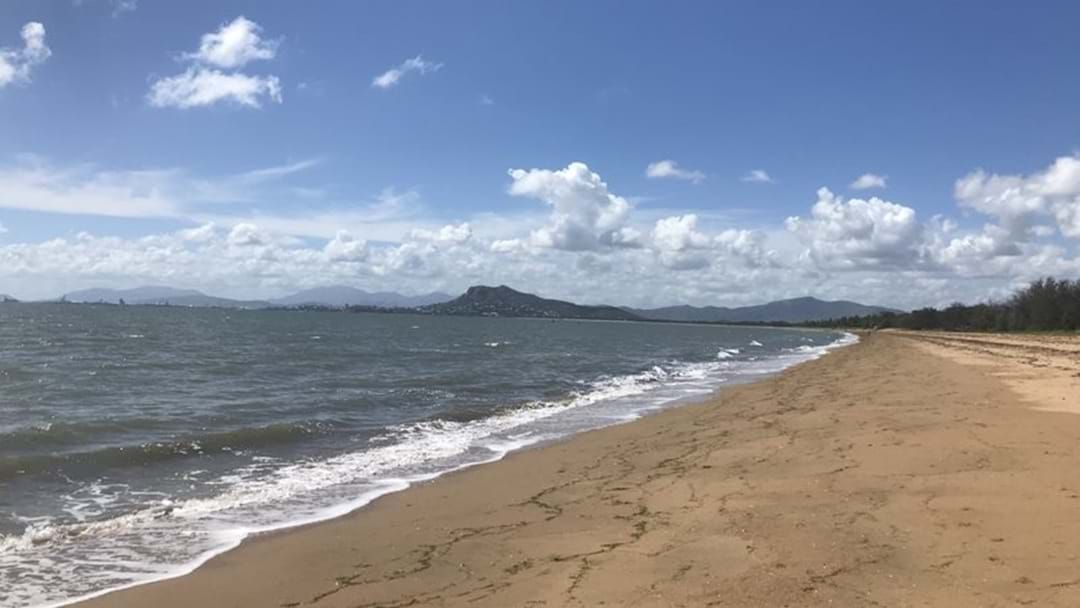 Article heading image for Townsville Expecting King Tide Wednesday Morning