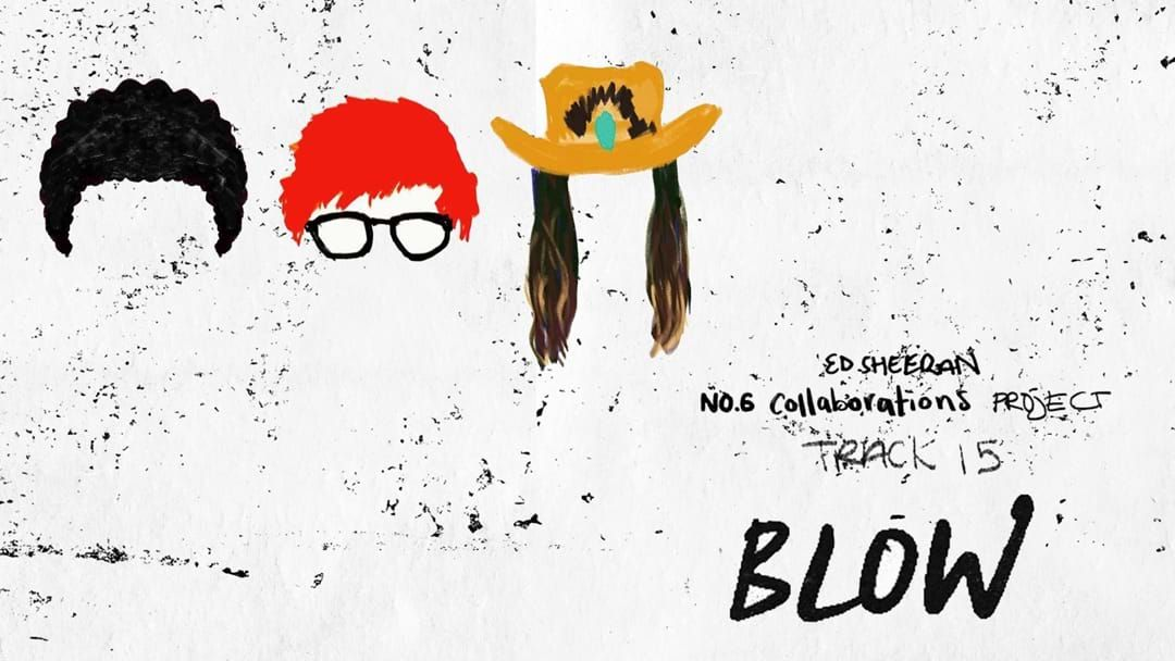 Article heading image for Ed Sheeran Blows Us Away With New Rock Collab With Bruno Mars!