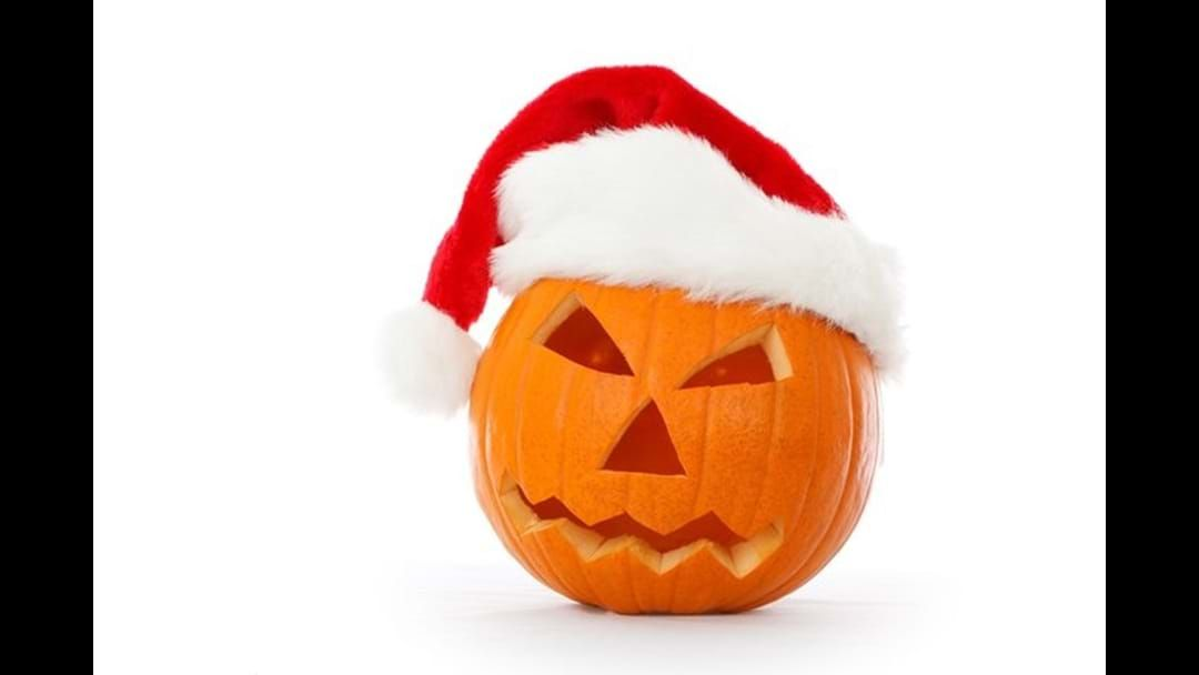 Article heading image for Blue Light Disco -  Christmas and Halloween Edition