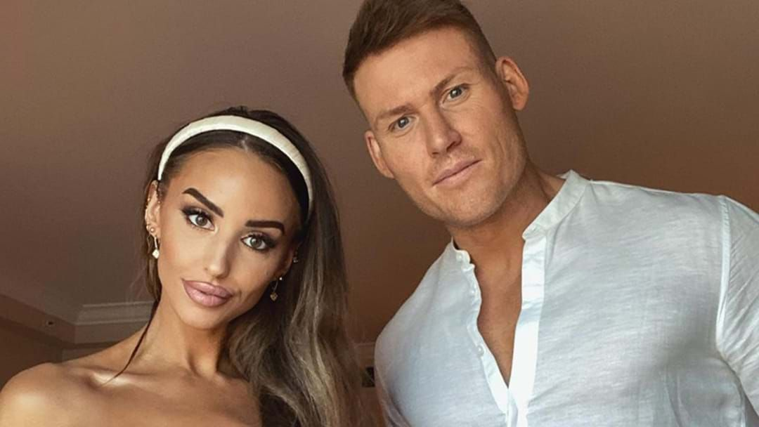Article heading image for Just A Year Later, MAFS Couple Lizzie Sobinoff & Seb Guilhaus Announce Their Split!