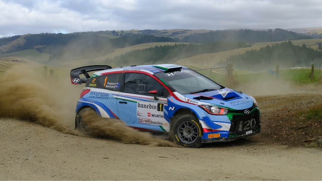 Article heading image for Rally Cars Return to Coffs Coast in 2021