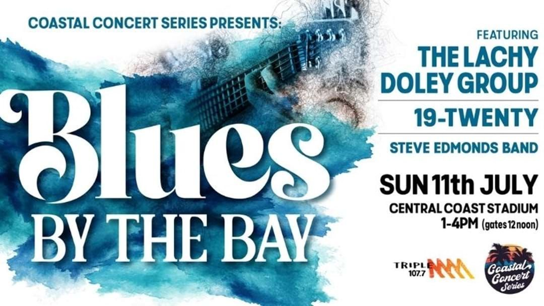Article heading image for A Coastal Concert Series - Blues By The Bay