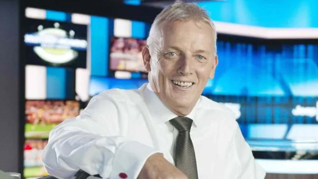 Article heading image for Broadcasting Icon Sandy Roberts Retires From TV Commentary