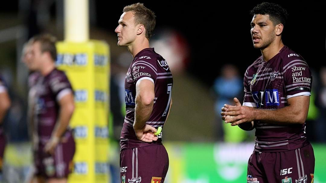 Article heading image for Could Manly Win The Premiership? Yes, Says MG - If They Do One Thing