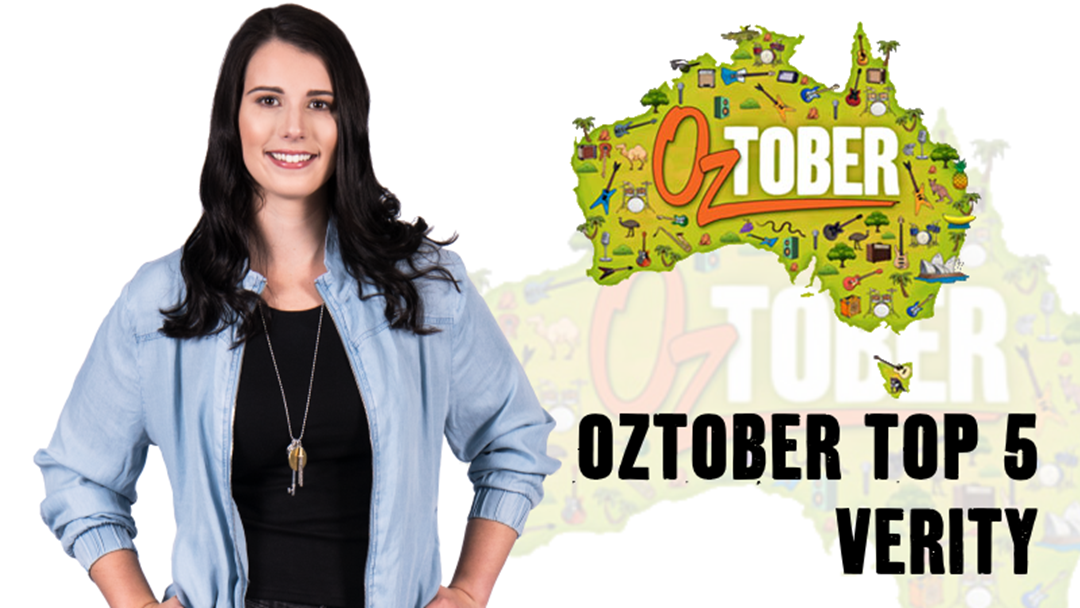 Article heading image for As we mark the end of Oztober: Verity's Top 5 Aussie Tracks