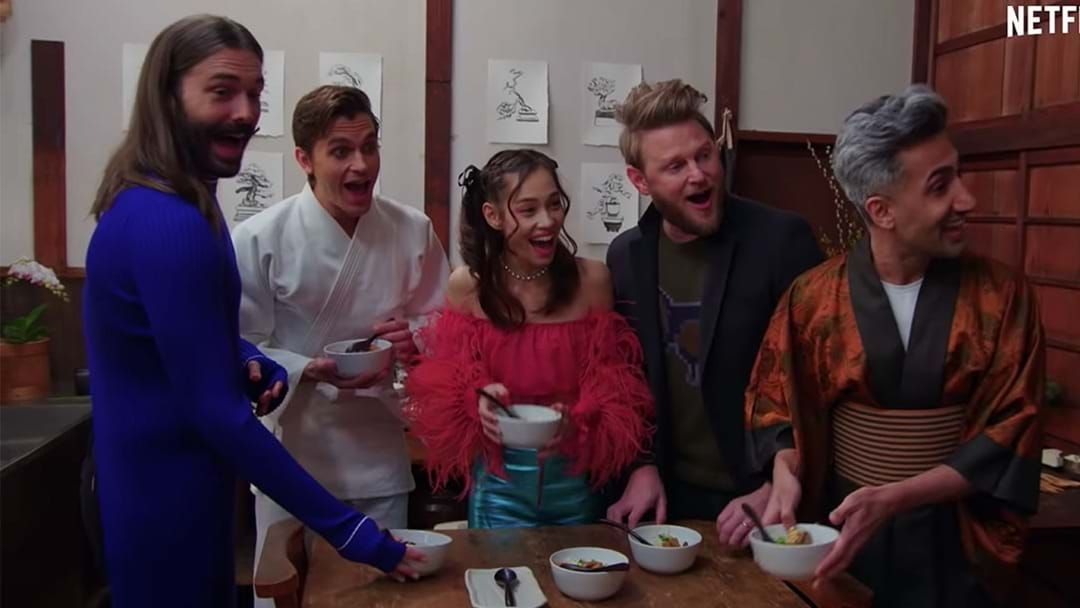 Article heading image for The Trailer For Queer Eye Season 5 Is Here & Now We're Crying In Japan!