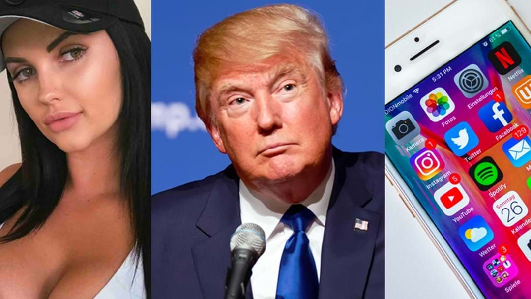 Article heading image for Ex-Adult Film Star Joins Trump In Taking On The Social Media Giants