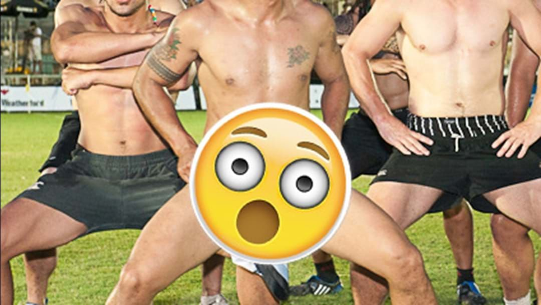 Article heading image for Bloke Pleads Guilty To Pantsing Himself And Performing A Haka In The Middle Of The Street