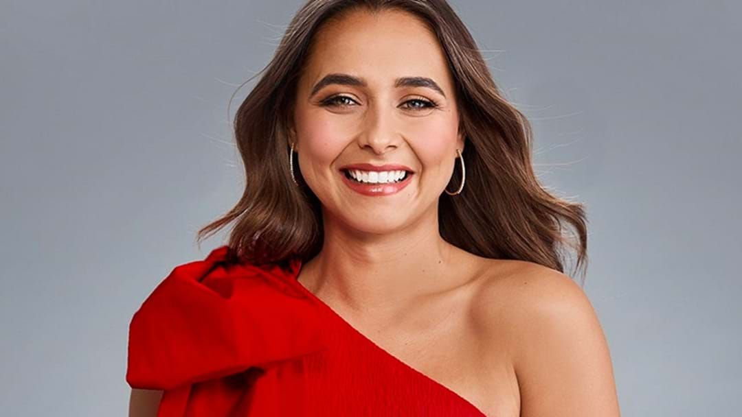 Article heading image for Meeting Brooke: The Bachelorette's First Openly Bisexual Contestant