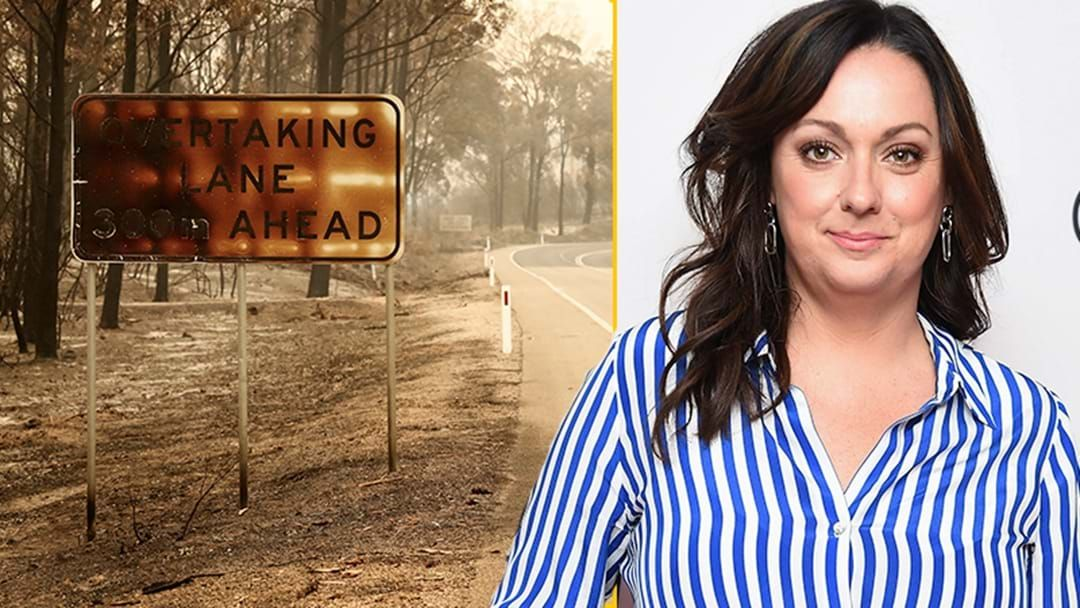 Article heading image for Aussie Comedian Celeste Barber Has Raised Over $7 Million For NSW's Rural Fire Services