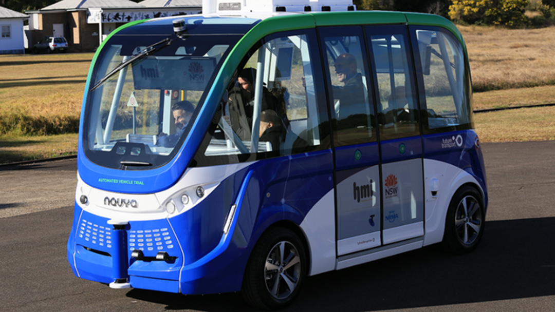 Article heading image for Automated Vehicle Trials to Hit the Roads of Coffs Harbour
