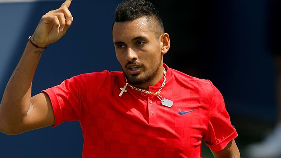 Article heading image for Nick Kyrgios's Stunning Form Gets Even Better