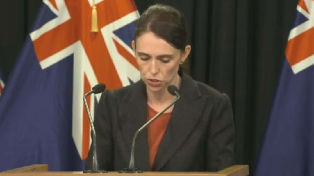 Article heading image for NZ PM Confirms 40 People Lost Their Lives In Christchurch Shooting