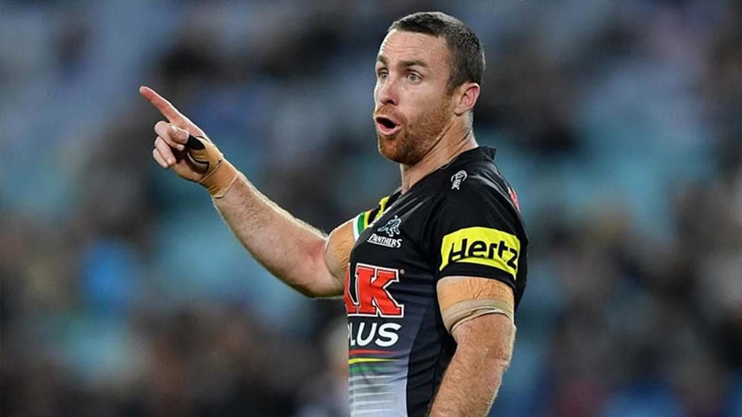 Article heading image for LISTEN | James Maloney Slams The Referees For Not Using The Bunker During Crucial Moment