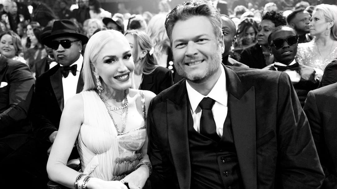 Article heading image for Gwen Stefani And Blake Shelton Tie The Knot In Beautiful Ceremony!