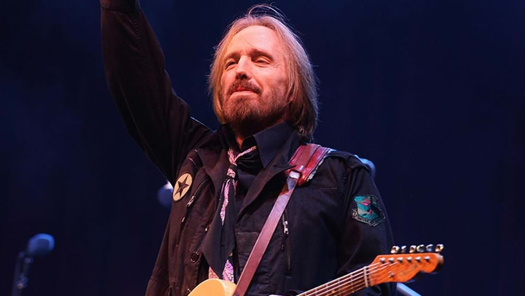 Article heading image for New Tom Petty Record Details To Be Released In Just A Few Hours