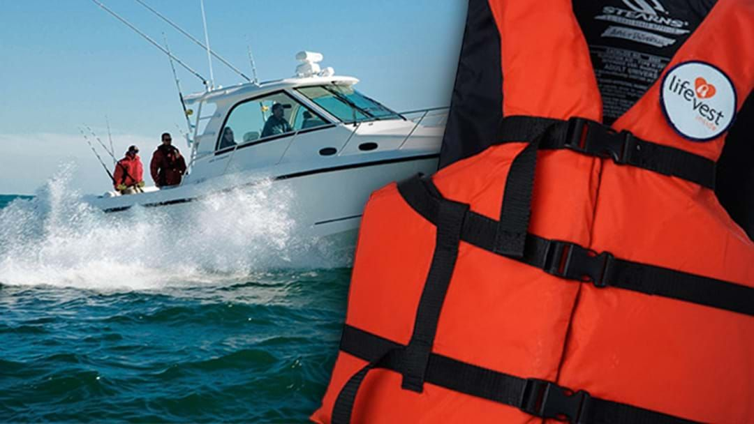 Article heading image for Life Jackets Now Compulsory For Drivers And Passengers Of All Small Boats In SA