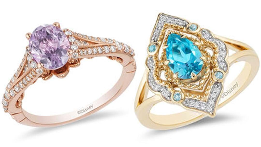 These Disney Engagement Rings Are The Magic Your Inner